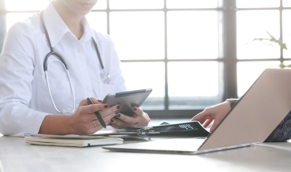 Healthcare CRM for Medical Professionals