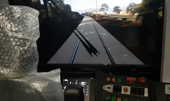 Multifunctional Tram Simulator: